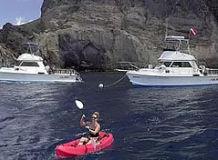 Diving on Saba