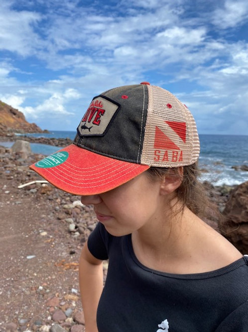 Sea Saba Dive Hat