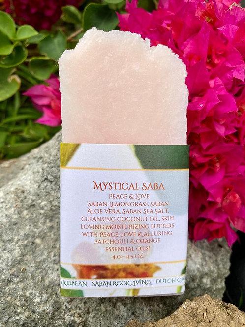 Mystical Saba Soap
