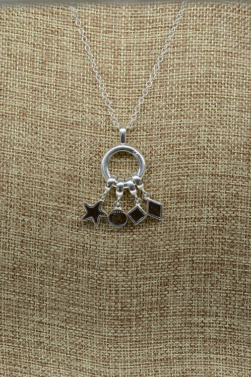 Well's Bay Port O'Call Charm Holder Necklace