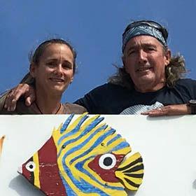John Magor & Lynn Costenaro - Sea Saba