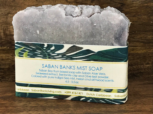 Saba Bank Mist Soap