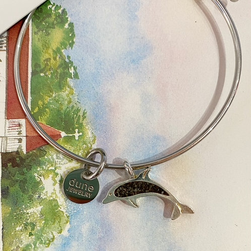 Well's Bay Dolphin Bangle