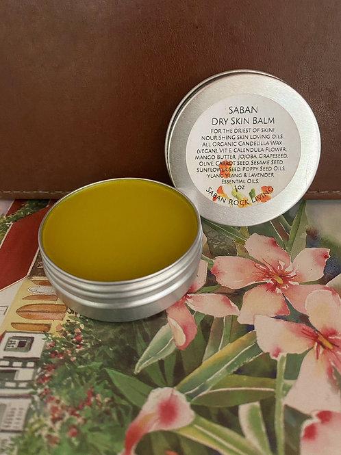 Saban Dry Skin Balm