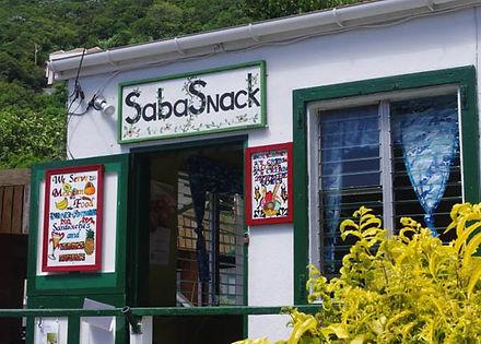 Saba Snack - Windwardside Saba