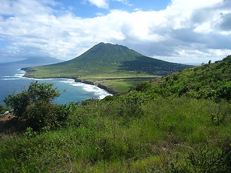 The Quil, St. Eustatius
