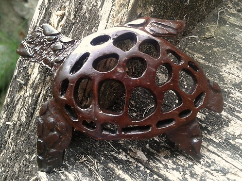 Turtle from Coconut Shell