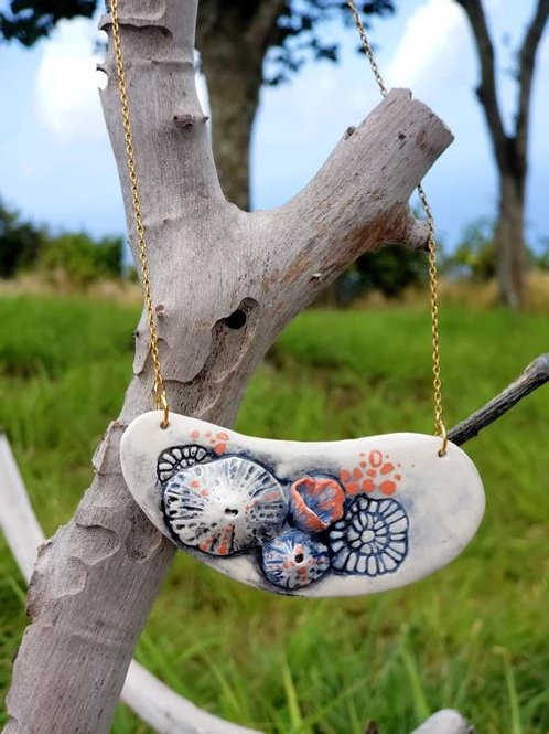 Keyhole Limpet Necklace