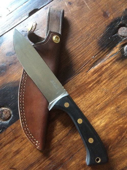 Off the Grid Camping Knife