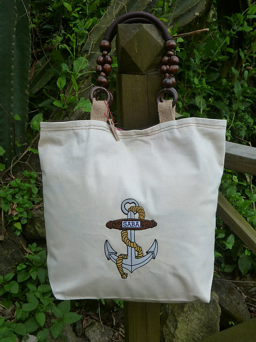 Deckhand Shopping Tote