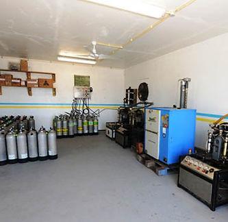 Sea Saba's Compressors