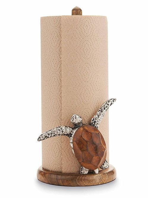 Paper Towel Holder Turtle