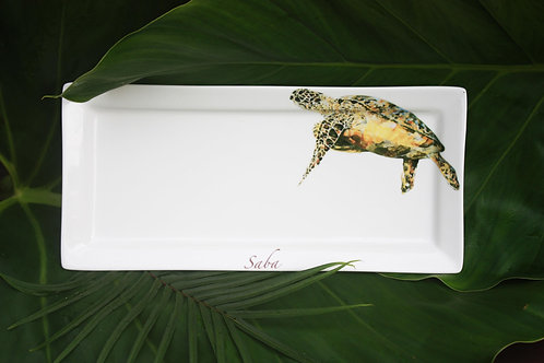 A Platter that Matters--Sea Turtle