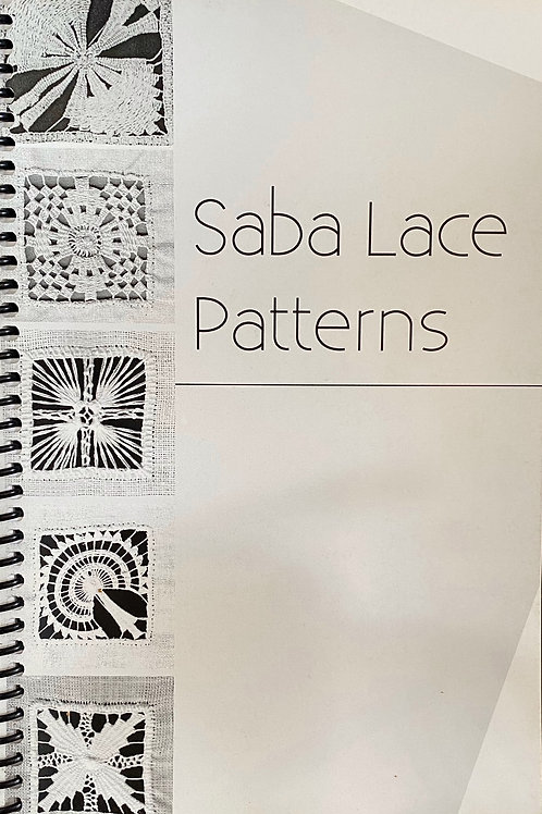 Saba Lace Patterns Book