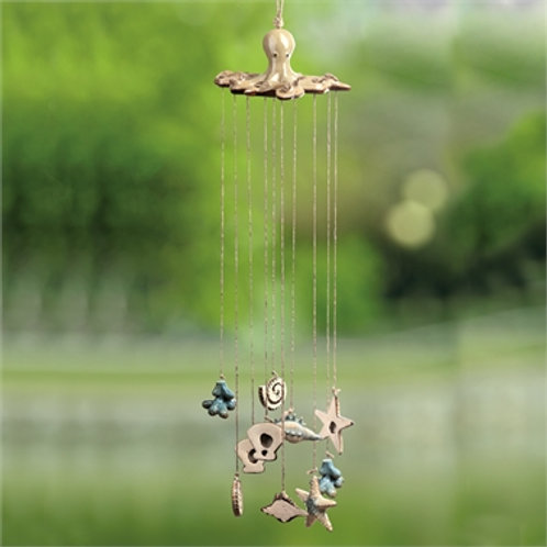Octopus Wind Chime