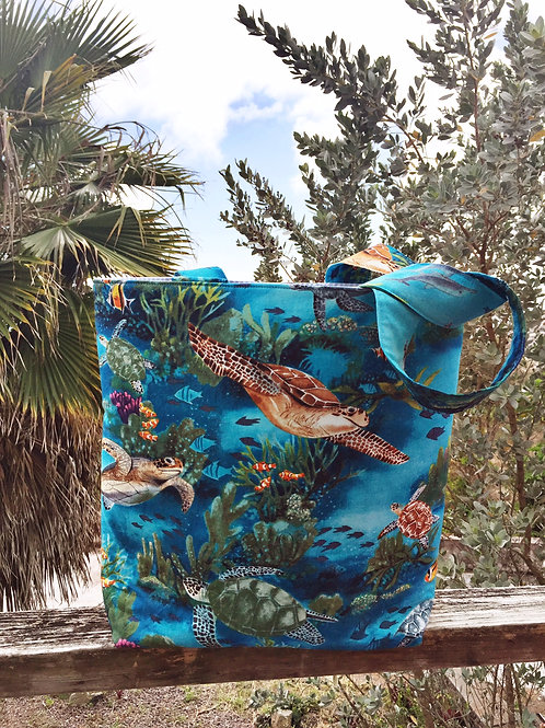 Turtle Reef Shopper
