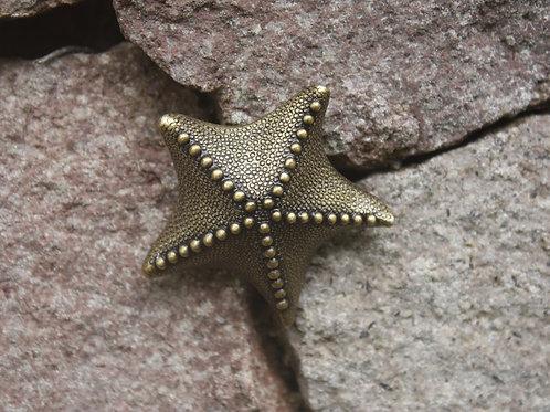 Starfish Cabinet Knob