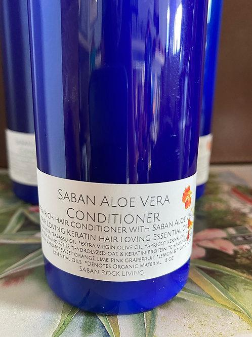 Saban Aloe Vera Conditioner