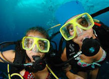 Scuba Diving for Teenagers on Saba