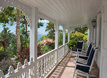 Affordable private cottages to rent on Saba