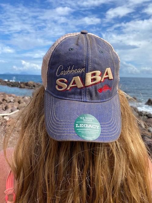 Caribbean Saba Hat
