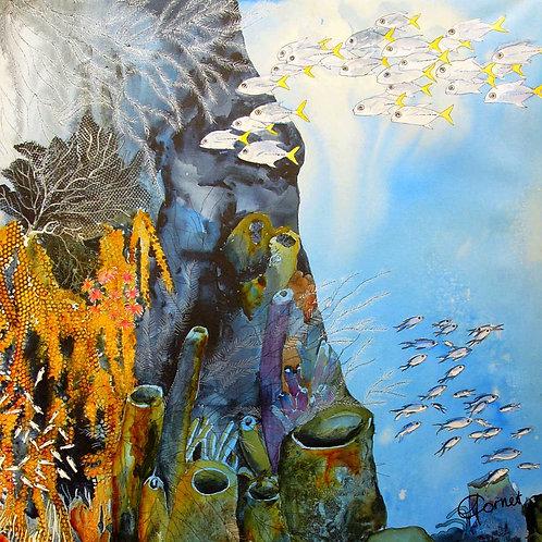 Green Island napkin-Heleen Cornet
