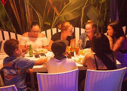 Tropics Cafe - Windwardside Saba