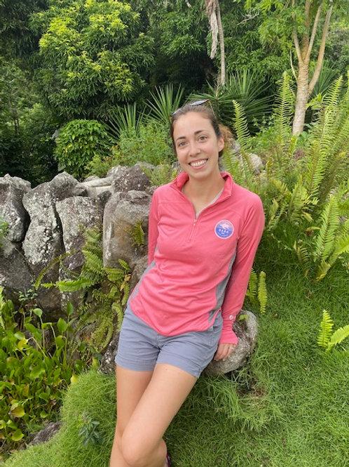 Pink Saba Sun Shirt