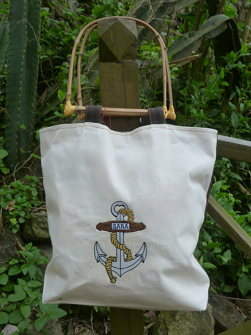 First Mate Shopping Tote