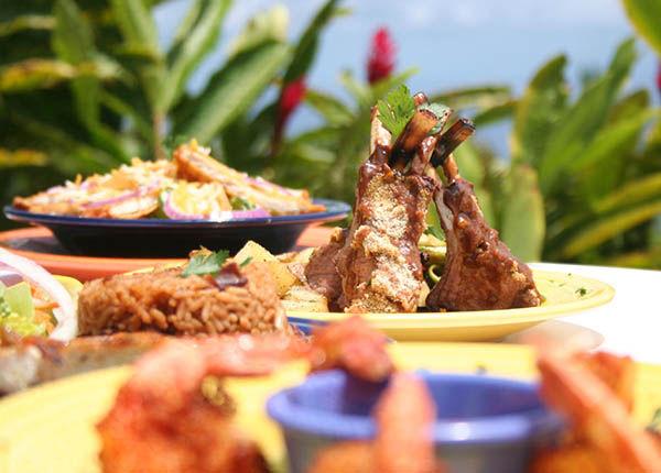 Saban Cuisine - Restaurants on Saba