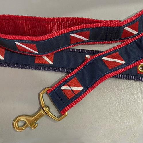 Nautical Dog Leash