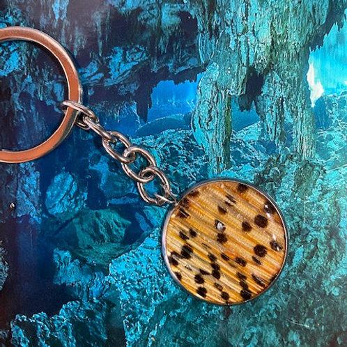 Lionfish Keychain