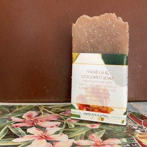 Vanilla and Coconut Soap