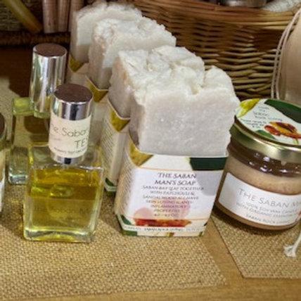 Saban Man's Soap