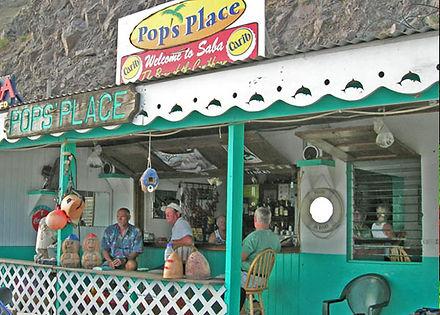 Pop's Place  - Fort Bay Saba