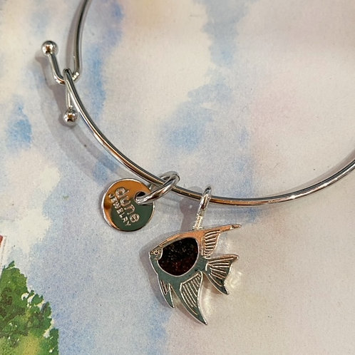 Well's Bay Fish Bangle