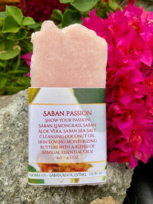 Saban Passion Soap
