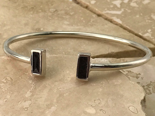 Well's Bay Sandbar Cuff Bracelet