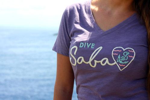 Dive Saba V-Neck