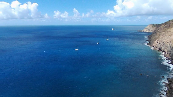 Saba's yacht moorings