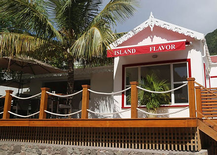 Island Flavor Restaurant - The Bottom Saba