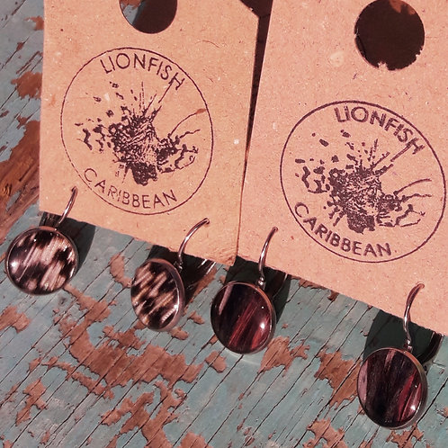 Lionfish Hanging Earrings
