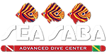 Sea Saba Advanced Dive Center Logo