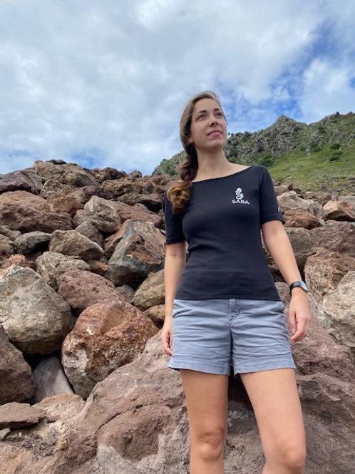 Saba Seahorse Boatneck shirt