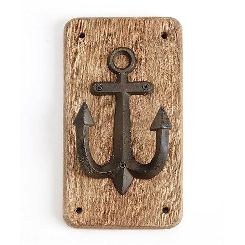 Nautical Wood Plaque