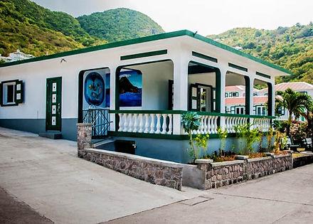 Angelina's Pino Restaurant - The Bottm Saba
