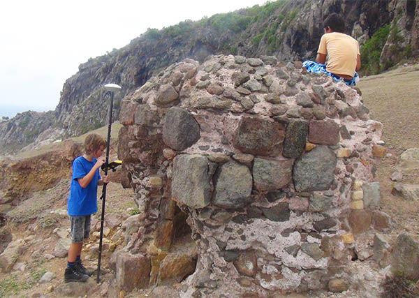Spring Bay archaeological discoveries - Saba Dutch Caribbean