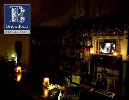 The BrigadoonRestaurant - Windwardside Saba