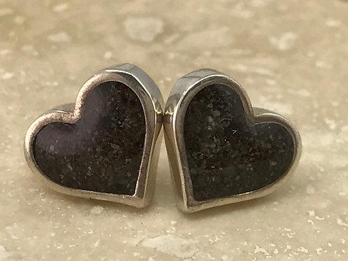 Well's Bay Heart Earrings