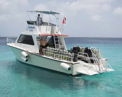Sea Saba Dive Vessel